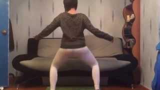 Обосралась при танце девушка танцует и какает двигает попкой(приходи., 2014-12-29T21:08:56.000Z)