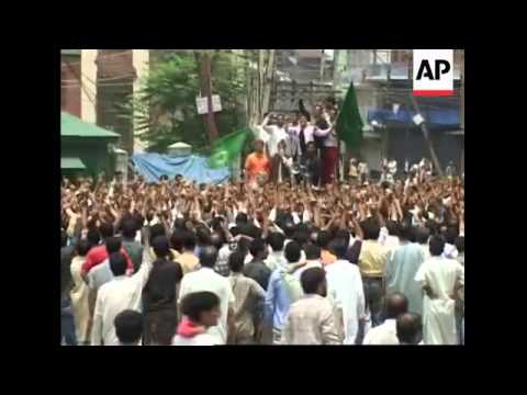 Protest continues over land granted to Hindu shrine