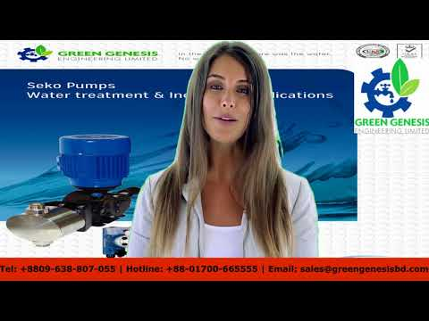 Best Water Treatment Company and Consulting firm in Bangladesh