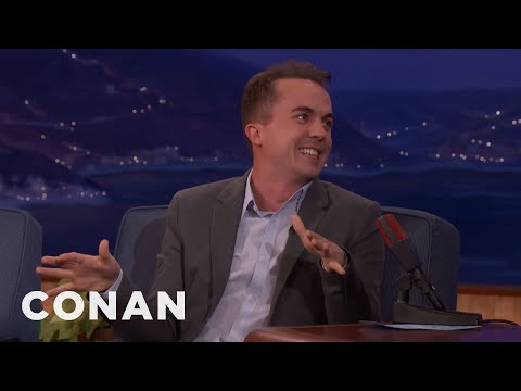 Frankie Muniz Shies Away From The Spotlight   CONAN on TBS