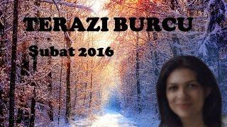 TERAZİ Burcu Şubat 2016 Astroloji