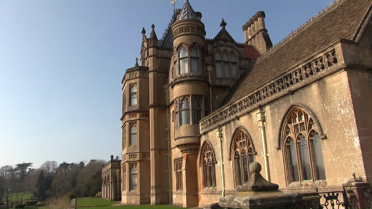 Tyntesfield Victorian Gothic Revival House And Estate