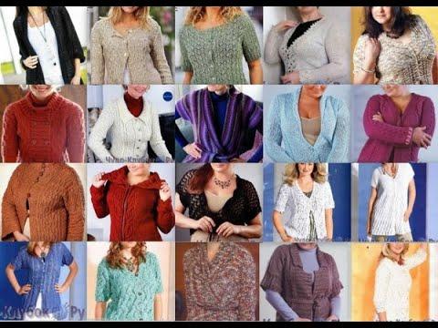 Чудо клубок ру вязание спицами для женщин