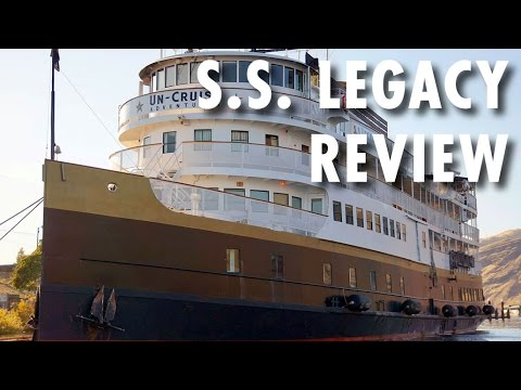 SS Legacy Tour Review UnCruise Adventures Cruise Ship - Legacy cruise ship