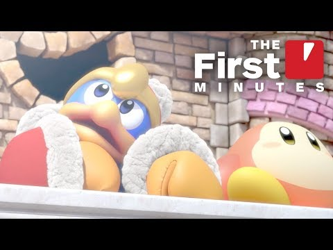 Download Youtube: The First 14 Minutes of Kirby: Star Allies