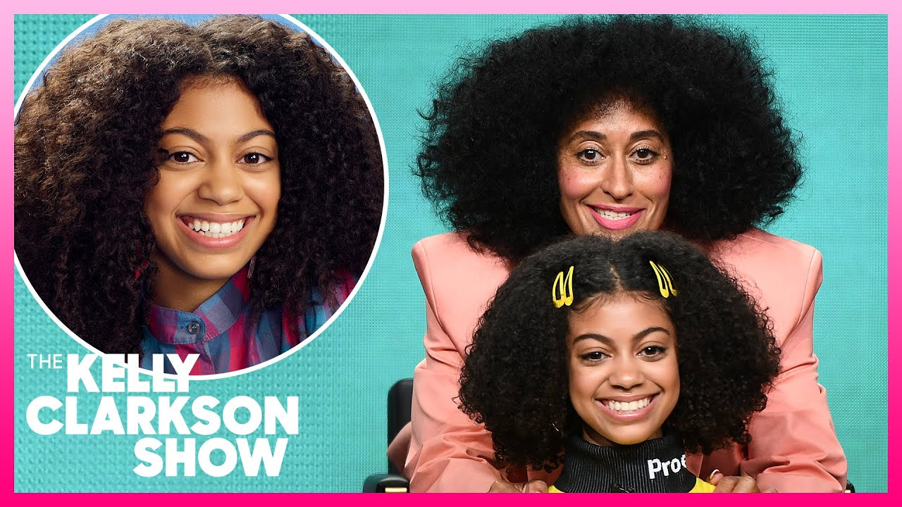 Arica Himmel Shares Tracee Ellis Ross' Advice For 'Mixed-ish' Role