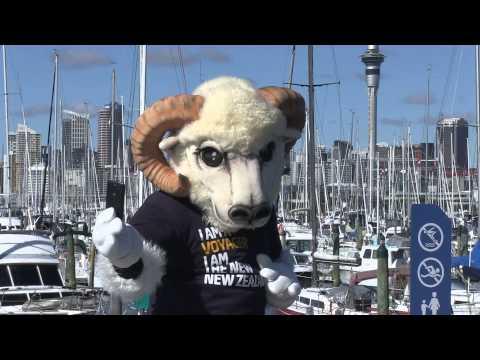 Fergus visits Auckland   Massey University