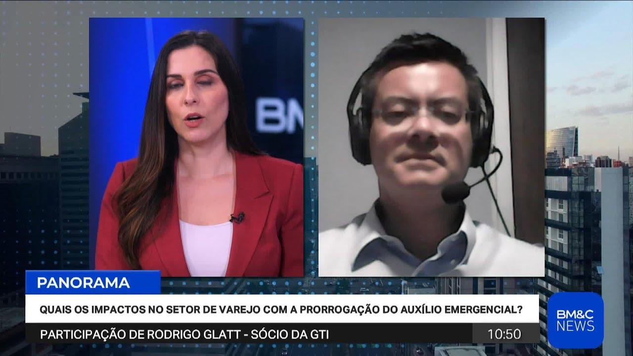 Rodrigo Glatt fala sobre empresas de atacarejo na BM&C News