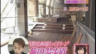 関東近郊 旅行のプロが選ぶ 日帰り温泉ランキング