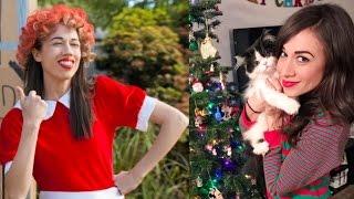 MIRANDA SEASON 2 SECRETS REVEALED & CHRISTMAS DECORATIONS!