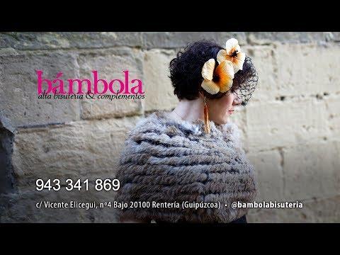MUSELINES - Andrea Romeo, BÁMBOLA