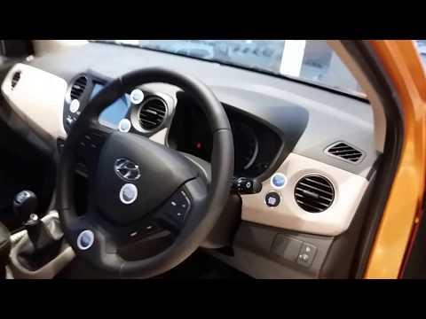 Hyundai Grand i10 Golden Orange | Asta Model | Exterior and Interior | 1080p