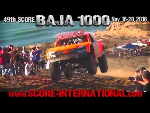 49th Annual SCORE BAJA 1000
