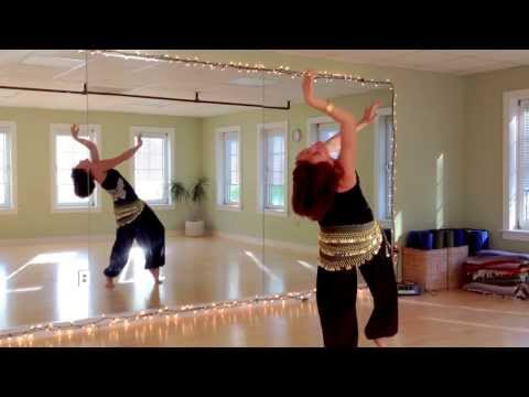 Jhoom Barabar Jhoom (Belly Dance Cover) by Wanessa Anderson