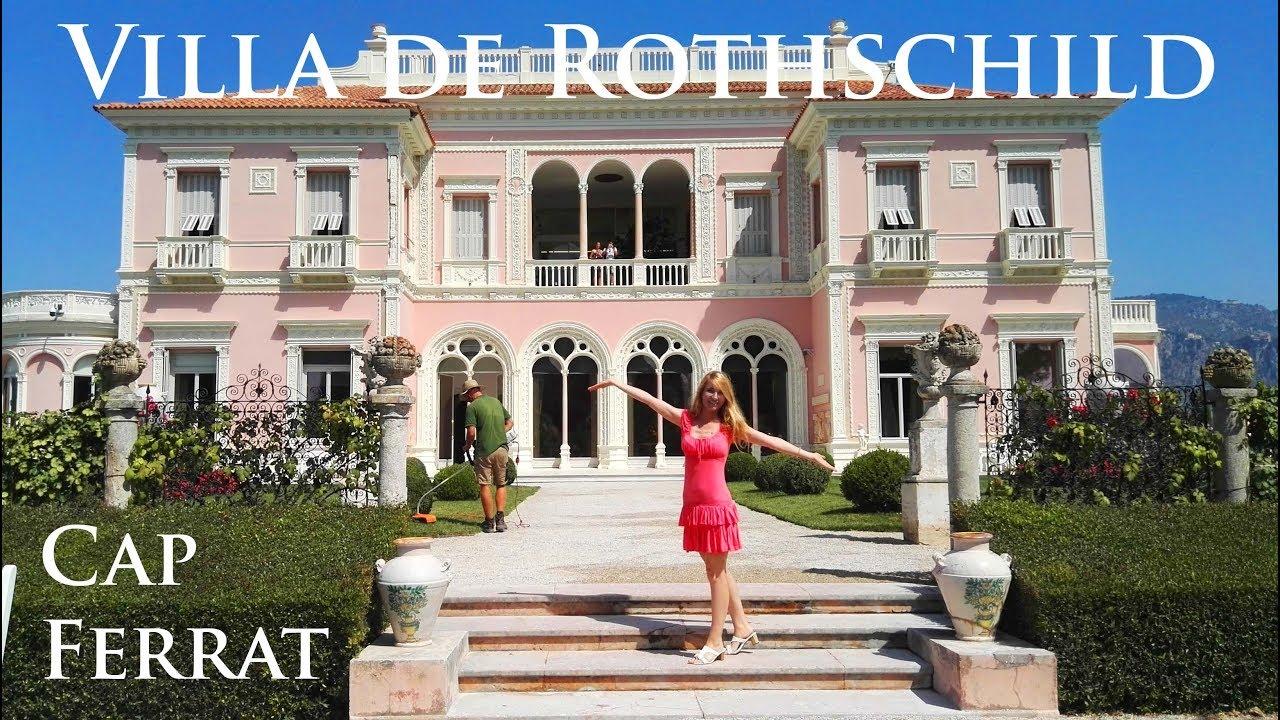 Meine Reise Villa Ephrussi De Rothschild Cap Ferrat
