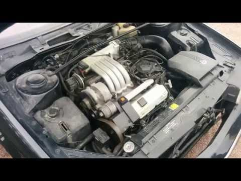 Cadillac Allante first start after 6 years