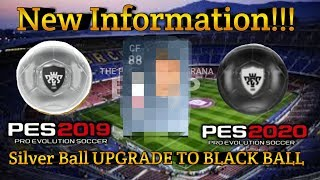 All New 7 Gold To Black Ball Upgrades Official by Konami