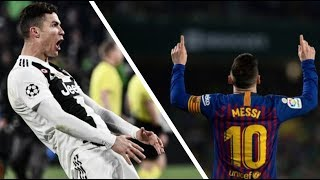 What Hat-trick was better? Lionel Messi or Cristiano Ronaldo.