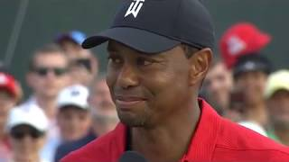 TIGER WOODS: The Return 2018