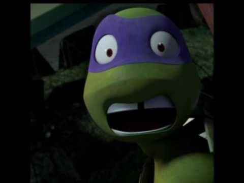 Tmnt in The Legend of Everfree Bloopers