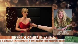 Oscar 2018: Návai Anikó megmutatta, miben lép majd a vörös szőnyegre Borbély Alexandra!