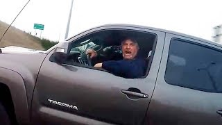 STUPID, CRAZY ANGRY PEOPLE vs BIKERS | MOTORCYCLE ROAD RAGE [Ep. #84]