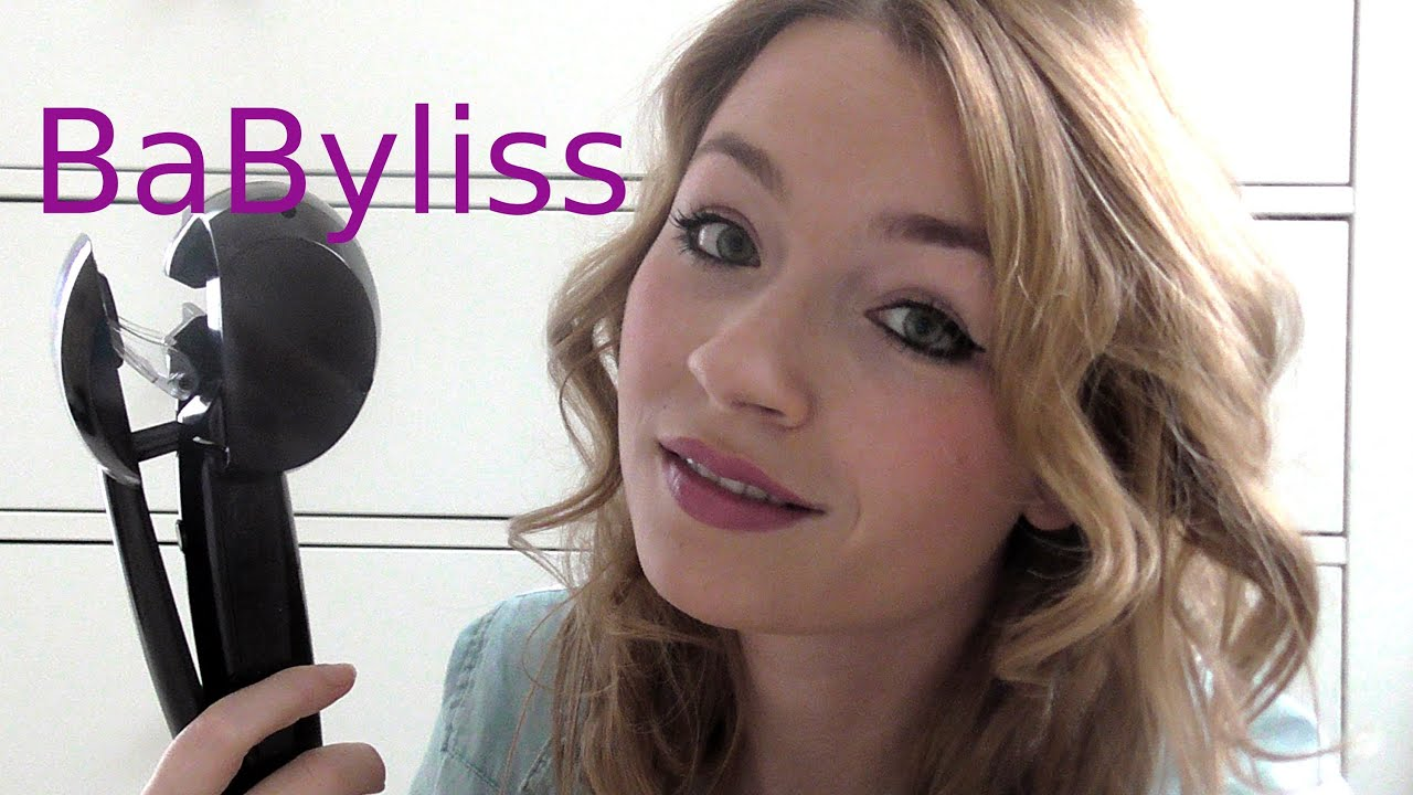 babyliss curl secret locken in 5 minuten youtube. Black Bedroom Furniture Sets. Home Design Ideas