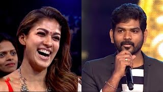 Nayantara FIDA Moment For Vignesh Shivan Loveable Words On Stage | Filmy Monk