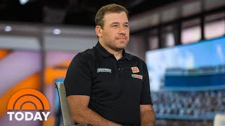 Nascar Driver Ryan Newman: Surviving Daytona Crash Was 'just A Miracle' | Today