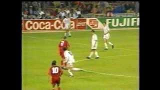 パルマvsアントワープ '93カップウィナーズカップ 決勝