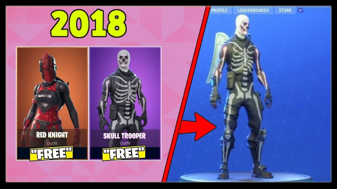 Will The Skull Trooper Red Knight Power Chord Come Back