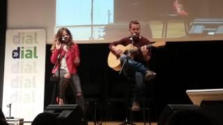 Kiko y shara en cadena dial Bilbao