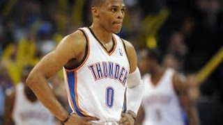 Russell Westbrook - The Man by Aloe Blacc