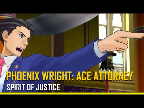 Phoenix Wright: Ace Attorney 6 takes to the stand stateside this fall