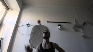 #41.1 рука 3М (видео уроки по жонглированию от ПГ)