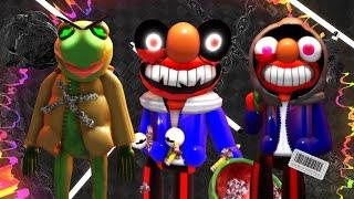 Roblox   (BETA) FIGHT   Hyper Dust Elmo   Dust Kermit   Insanity Elmo