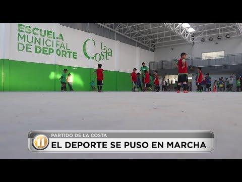 COMENZÓ EL AÑO EN LAS ESCUELAS MUNICIPALES DE DEPORTES