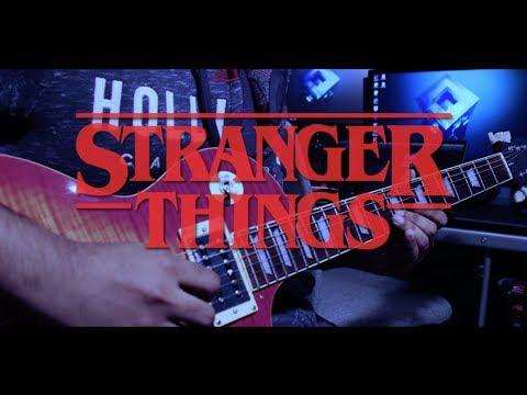Stranger Things 2 - The Return (Guitar Cover)