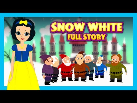 Snow White Full Story - English Bedtime Stories And Fairy Tales For Kids (HD) || Stories For Kids