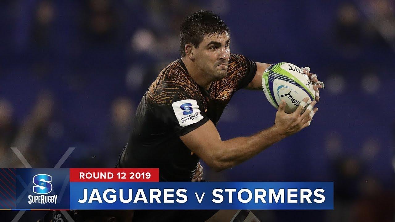 Jaguares v Stormers | Super Rugby 2019 Rd 12 Highlights