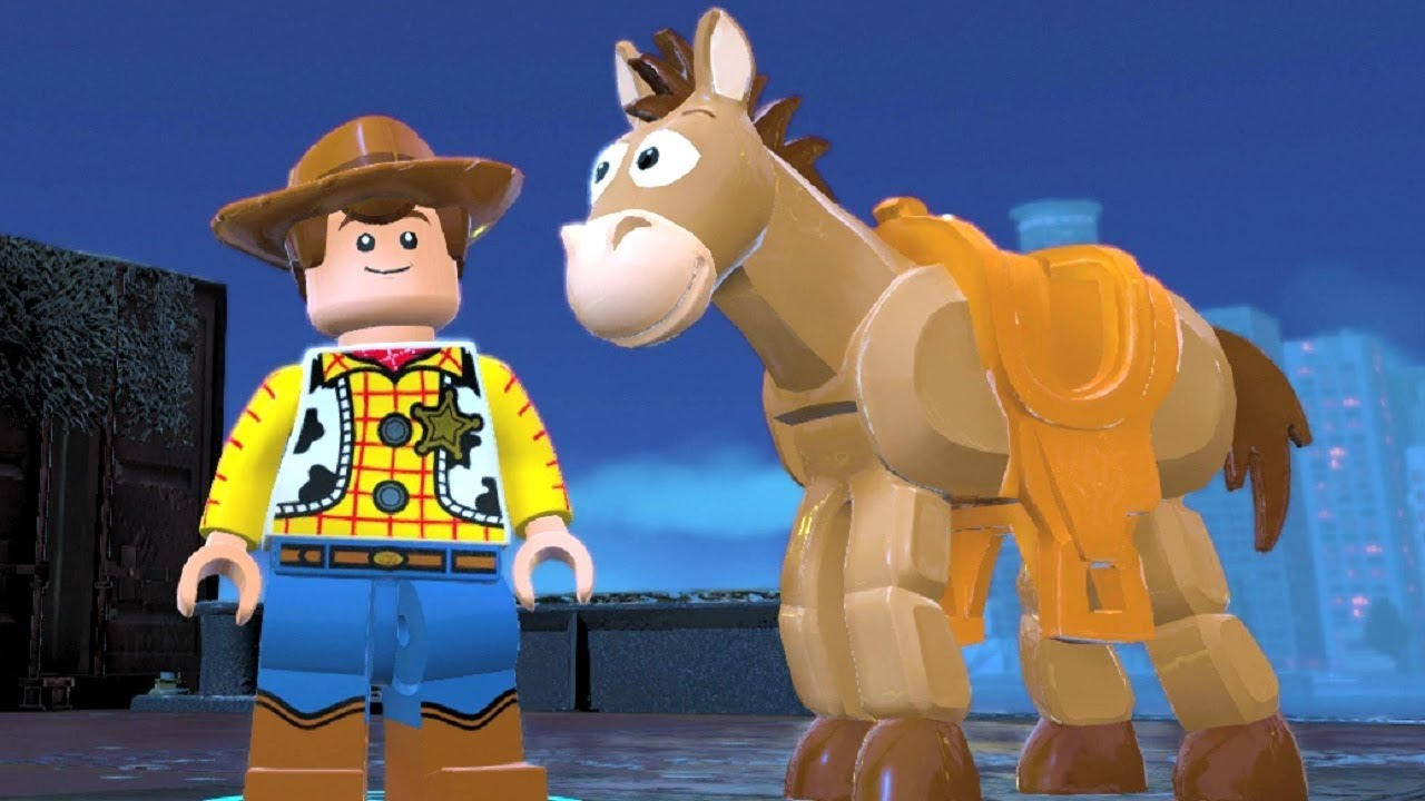 LEGO The Incredibles - Woody (Toy Story) Unlock Location (Gameplay Showcase)