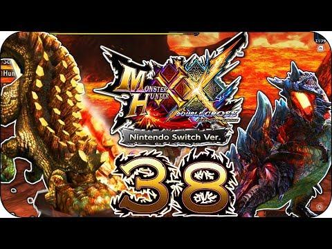 Monster Hunter XX Double Cross [MHXX][Deutsch][GER][Switch] - Folge 38: Glavenus & Uragaan~