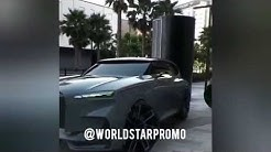 BUGATTI TRUCK Exclusive FIRST look Super SUV Spartacus 2020