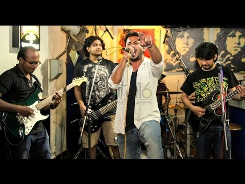 AGASTYA peforming Live at CAFETOONS,Pune (Full Set)