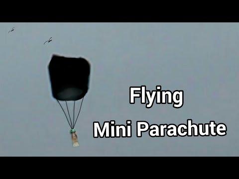 How to make a Mini Parachute