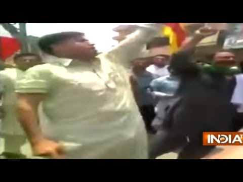 Violence in PoK: People Protest Against Pakistani Government in Muzaffarabad