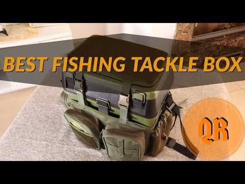 Best Tackle Box For Fishing? JK Sports Fishing Seat Review