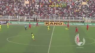 Kano Pillars VS Abia Warriors - MD 4 Highlight