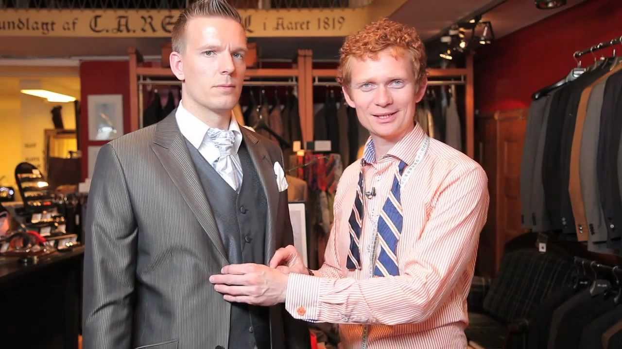 22a062bd363f Bryllupstøj til mænd - brudgom look nr. 2 af 4. - YouTube