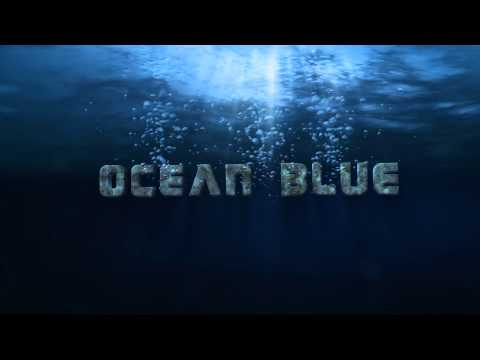 After Effects Template - Ocean Blue (Underwater Logo Opener)